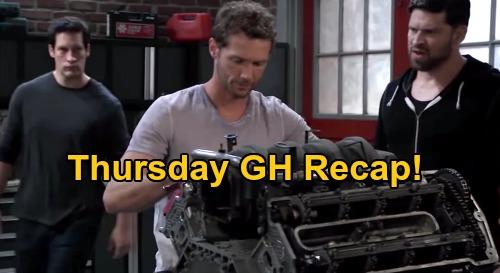 General Hospital Spoilers: Thursday, September 3 Recap - Motorcycle Sabotage Reveal, Brando Attacked - Cyrus Fires Monica & Bobbie