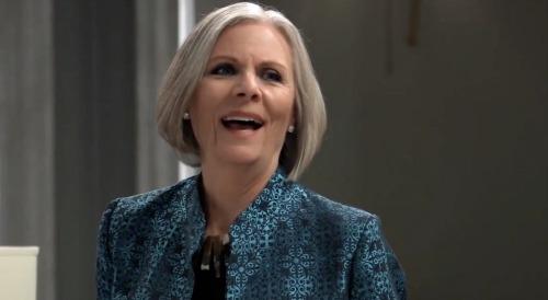 General Hospital Spoilers: Tracy Quartermaine Comes Home, Jane Elliot's Return - Nancy Lee Grahn Tweets 'Human Hurricane' Back