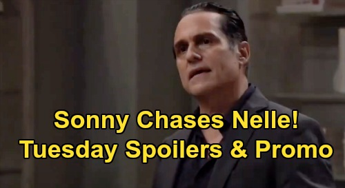General Hospital Spoilers: Tuesday, August 25 – Nelle's Big Setback – Taggert & Jason Risky Situation – Sonny's Wiley Mission