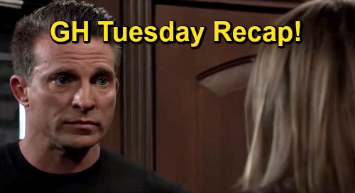 General Hospital Spoilers: Tuesday, January 5 Recap - Jason Deals With Carly's Mess - Franco Haunted by Peter's Voice