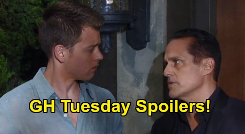 General Hospital Spoilers: Tuesday, July 7 – Jason Plans to Kill Dante – Michael's Deadly Confession – Johnny's Revenge for Claudia