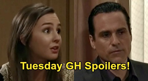 General Hospital Spoilers: Tuesday, June 30 – Luke & Tracy Captive – Carly & Spinelli Plot to Destroy Dante – Sonny Accused of Abuse