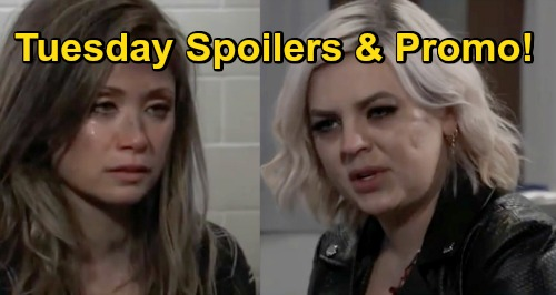 General Hospital Spoilers: Tuesday, November 24 – Lulu's Proposal Answer – Julian Turns to Ava - Dante Tells Peter - Brad's Nightmare