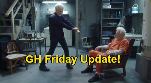 General Hospital Spoilers Update: Friday, May 22 – Double Death Memory Flood for Luke – Haunting Secrets in Old Elm Street House