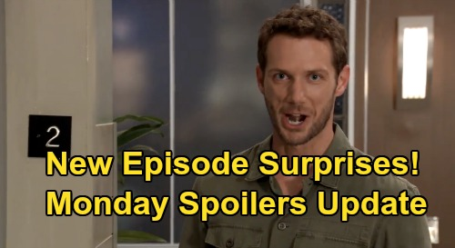 General Hospital Spoilers Update: Monday, August 3 – Nelle's In Shock – Portia's Disturbed - Laura's Enraged