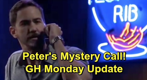 General Hospital Spoilers Update: Monday, October 26 – Sam Sees Mob War Erupting – Peter's Mystery Call – Lulu Turns to Kevin