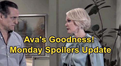 General Hospital Spoilers Update: Monday, September 14 – Nina Reveals Phyllis Caulfield - Sonny's Ava Deal – Holly Hunt On