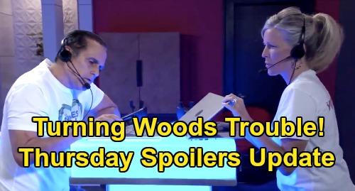 General Hospital Spoilers Update: Thursday, August 20 – Mike's Bad News - Julian & Nelle's Huge Surprise – Brook Lynn In Danger