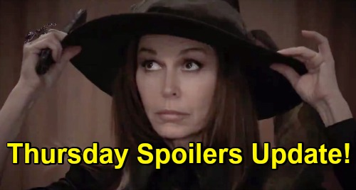 General Hospital Spoilers Update: Thursday, October 29 – Hospitalized Franco's Medical Mystery – Maxie's Birthday Bash – Alex's Dark Threat