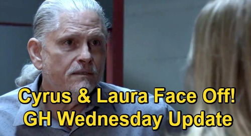 General Hospital Spoilers Update: Wednesday, December 9 – Willow Grills Sasha About Michael – Cyrus & Laura Face Off