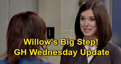 General Hospital Spoilers Update: Wednesday, October 28 – One Couple's Heartbreaking End – Willow's Big Step – Ava's Temptation