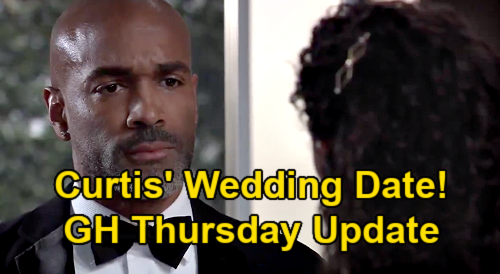 General Hospital Spoilers Update: Friday, February 26 – Nathan Haunts Maxie – Chase's DNA Results – Curtis' Wedding Date