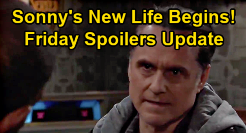 General Hospital Spoilers Update: Friday, January 15 – Sonny's New Life Begins – Sasha & Willow Talk Men – Tracy Loses Control