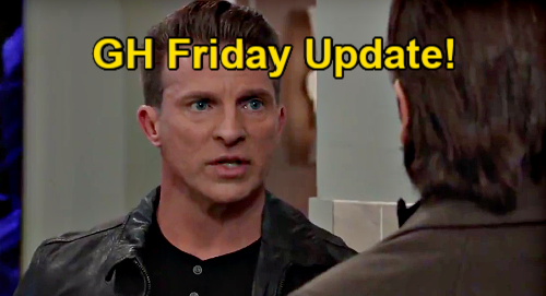 General Hospital Spoilers Update: Friday, January 29 – Jason's Dante Puzzle – Jax Explains to Nina – Monica Throws Tracy Out
