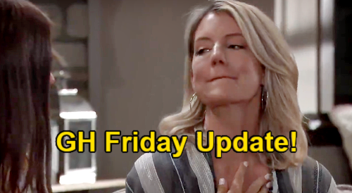 General Hospital Spoilers Update: Friday, July 16 – Nelle Problem Put to Rest – Chase Fights for Future – Phyllis Protects Nina