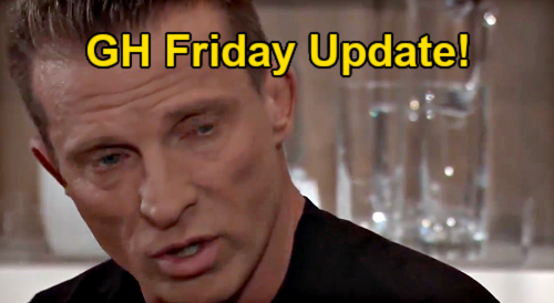 General Hospital Spoilers Update: Friday, July 23 – Liz & Finn's Double Confession – Jason Praises Lifesaver Carly