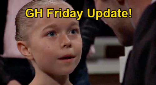 General Hospital Spoilers Update: Friday, June 18 – Novak Family Threat – Dante & Austin Forest Fiasco – Violet & Chase Bond