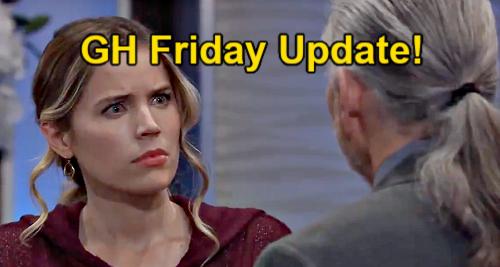 General Hospital Spoilers Update: Friday, May 14 – Maxie's Birth Complication – Cyrus & Sasha's Faceoff – Brook Lynn's Bombshell