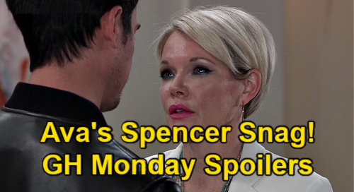 General Hospital Spoilers Update: Monday, April 5 – Sasha's Disaster - Ava's Spencer Snag – Brook Lynn's Matchmaking
