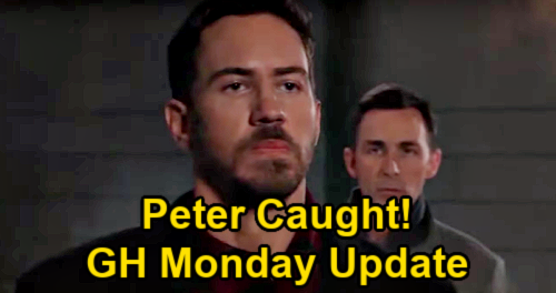 General Hospital Spoilers Update: Monday, February 8 – Peter Caught - Ava & Nina Decide Sonny's Fate – No Escape From Nelle