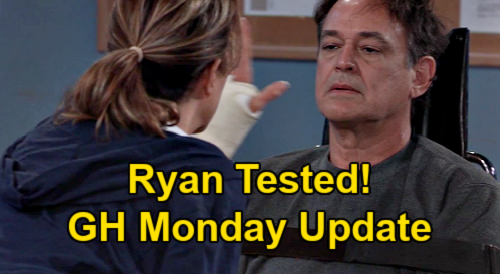 General Hospital Spoilers Update: Monday, July 26 – Ryan's Recovery Tested – Nik Scores Alexis' Help – Shawn Interrogates Jax