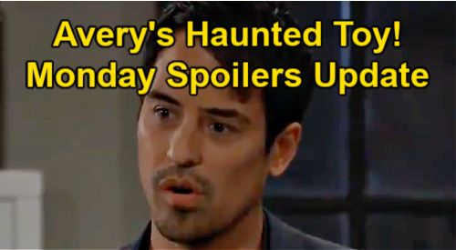 General Hospital Spoilers Update: Monday, June 21 – Avery's Haunted Toy Speaks - Willow Trapped in Chase Marriage