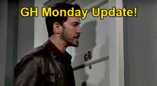 General Hospital Spoilers Update: Monday, March 22 – Peter Terrorizes Olivia – Sonny & Nina Collide - Maxie & Britt Scary Visit