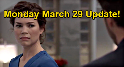 General Hospital Spoilers Update: Monday, March 29 – Liz Suspects Peter – Taggert's Court Shocker – Carly & Anna's Jason Plan