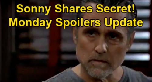 General Hospital Spoilers Update: Monday, May 10 – Chloe Jennings Drama - Sonny Spills Secret to Nina – Britt Blasts Jason
