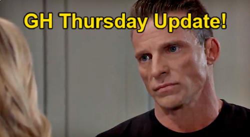 General Hospital Spoilers: Thursday, August 26 Update – Carly's Weird Problem – Joss Needs Jason's Help – Nina's Peter Pressure