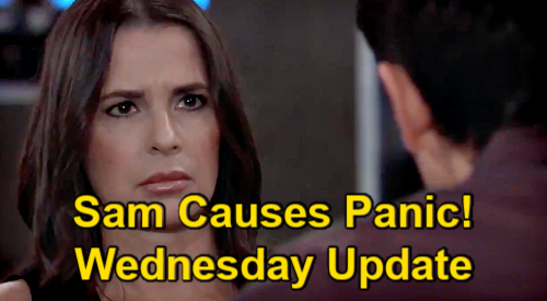 General Hospital Spoilers Update: Thursday, July 29 – Sam Causes Hayden Panic – Trina's Party Plan – Spencer Manipulates Ava