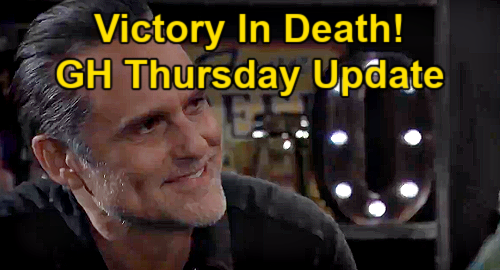 General Hospital Spoilers Update: Thursday, June 10 – Sonny's Victory in Death – Brando & Sasha's Freedom – Willow's Bad News