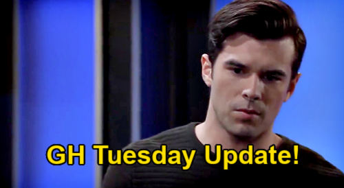 General Hospital Spoilers Update: Tuesday, January 26 – Nik Wants Answers, Carly Lashes Out at Jax – Chase Changes His Mind