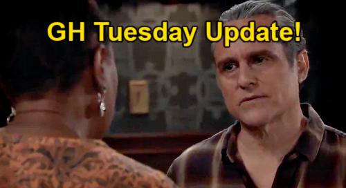 General Hospital Spoilers Update: Tuesday, July 13 – Nina Learns 'Bailey' Is Louise – Scott & Austin Shock ELQ Meeting