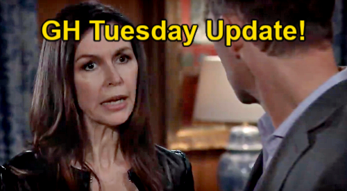 General Hospital Spoilers Update: Tuesday, June 22 – Valentin & Anna's Plan, Louise Search Heats Up – Trina's Graduation Party