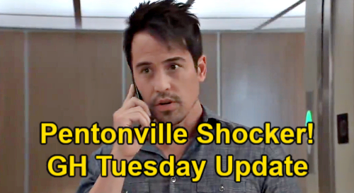 General Hospital Spoilers Update: Tuesday, June 8 – Shocking Pentonville Discovery – Peter's Fate Hurts Chase, Finn's Race for Cure