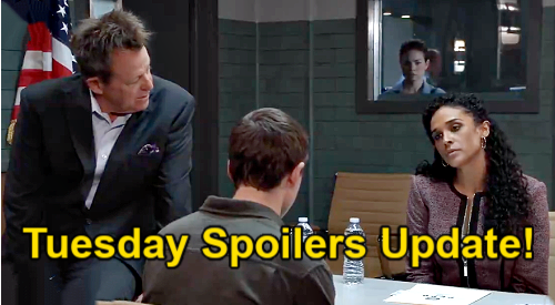 General Hospital Spoilers Update: Tuesday, May 4 – Carly's Terrible News – Jason & Britt's Next Step – Scott to the Rescue