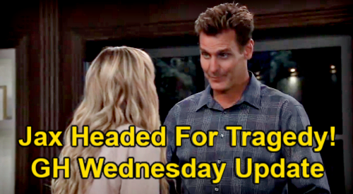 General Hospital Spoilers Update: Wednesday, April 21 – Jax Headed for Tragedy - Michael & Willow Secret Pact – Saving Chase