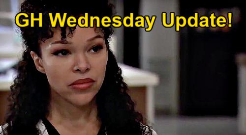 General Hospital Spoilers Update: Wednesday, February 17 – Portia Blocks Cyrus' Drug – Nina Wants Killer Carly's Public Exposure