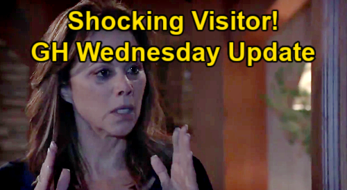 General Hospital Spoilers Update: Wednesday, January 13 – Sam's New Alliance – Alexis Bombshell Visitor – Corinthos Family Favor