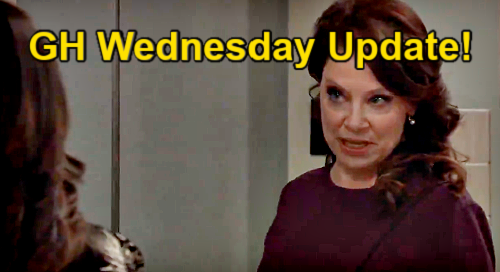 General Hospital Spoilers Update: Wednesday, June 9 – Obrecht Anger Outlet – Dante's Mysterious Case – Chase Last Survival Shot