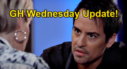 General Hospital Spoilers Update: Wednesday, May 12 – Cyrus Lands In Enemy Territory – Carly's Tough Love – Jason Escapes Dante