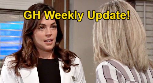General Hospital Spoilers Update: Week of April 26 – Brick Helps Carly – Alexis New Prison Job – Britt Aids Jason's Escape