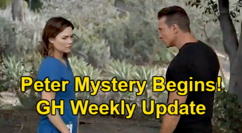 General Hospital Spoilers Update: Week of July 26 – New Peter Mystery Begins, How Villain Survived – Liz Shocks Scott