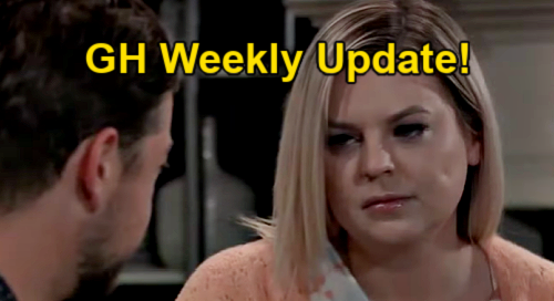General Hospital Spoilers Update: Week of May 24 – Sonny Fights Back – Cyrus Scores Win – Jason's New Idea – BLQ's Phone Call