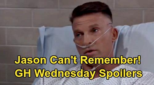 General Hospital Spoilers: Wednesday, August 12 – Jason's Memory Loss – Sole Custody Winner Revealed – Lucy Breaks ELQ Tie Vote