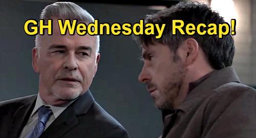 General Hospital Spoilers: Wednesday, December 16 Recap - Julian Sees The Dead - Jordan Saves Taggert - Laura Finds Florence Gray