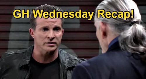 General Hospital Spoilers: Wednesday, December 30 Recap - Jason & Cyrus Shootout - Carly Kidnaps Cyrus' Mom - Finn Helps Alexis