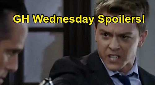 General Hospital Spoilers: Wednesday, July 1 – Kidnapper Nina Crisis – Michael Ready to Kill Sonny – Dante Dreads Dad's Arrest