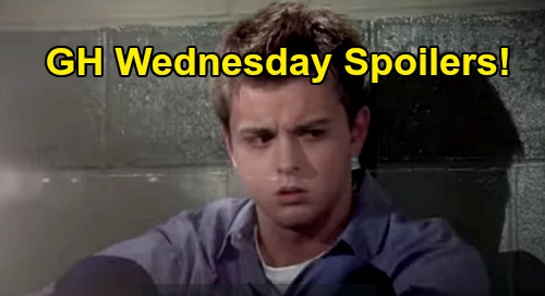 General Hospital Spoilers: Wednesday, July 8 – Michael Thrown in Prison – Helena's Secret – Tracy Unravels Liz Paternity Mystery
